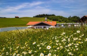 Alpenwellness bei HAUBERS im Allgäu