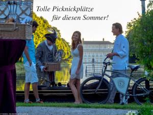 Schöne Picknickplätze für diesen Sommer