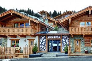 Almdorf FLACHAU & PROMI-ALM / Luxus-Chalets Flachau
