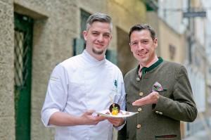 Neuer Chefkoch im Hotel Goldener Hirsch, Salzburg