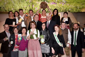 Bayerns Beste Bio-Produkte 2017: Erneut Gold für Chiemgaukorn