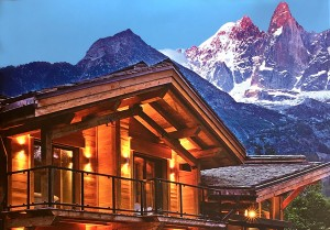 Buchtipp: CHALETS, Trendsetting Mountain Trasures