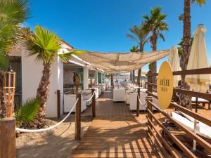 Amàre Marbella Beach Hotel: Cocktails per Knopfdruck