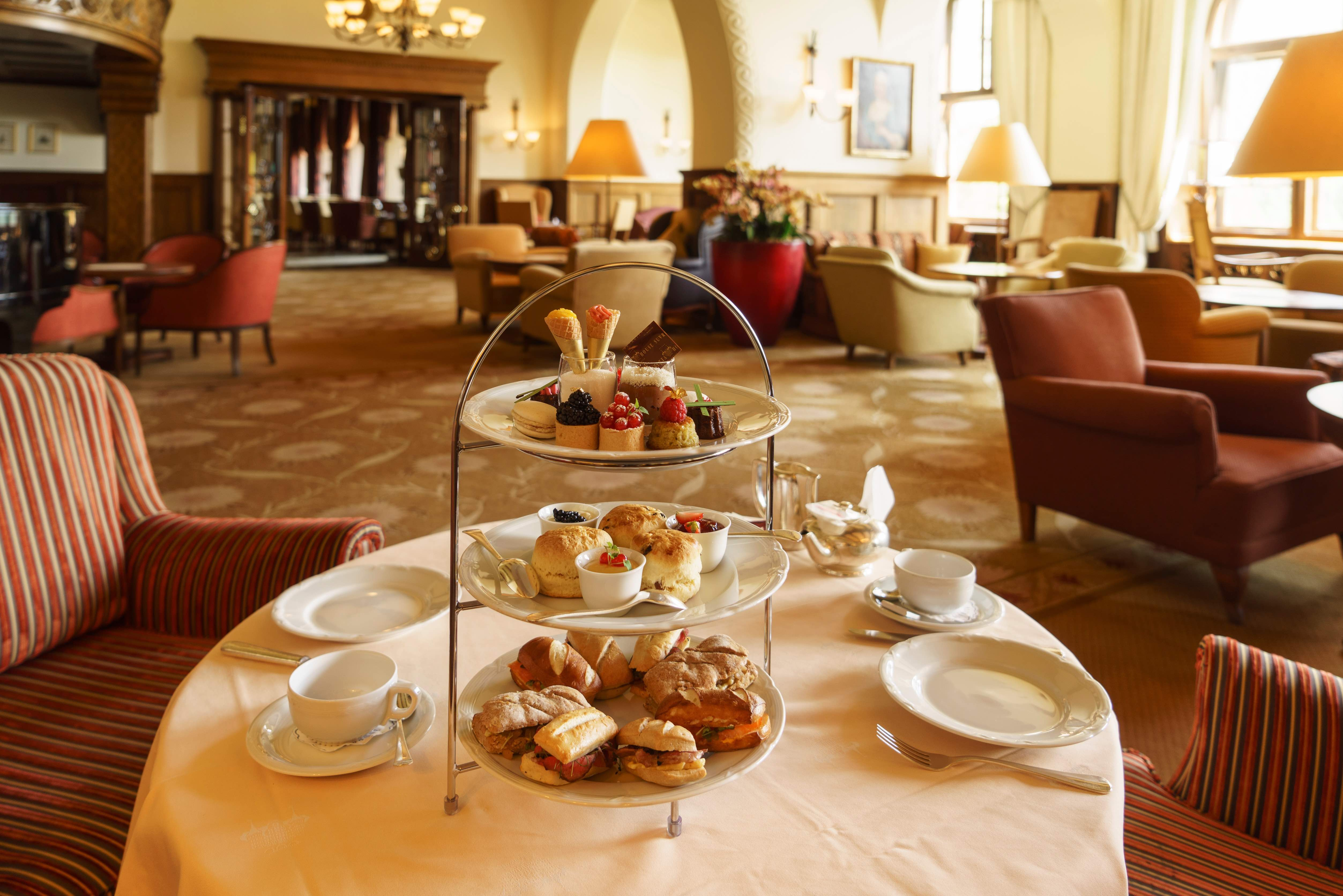 Afternoon Tea_Hotelhalle