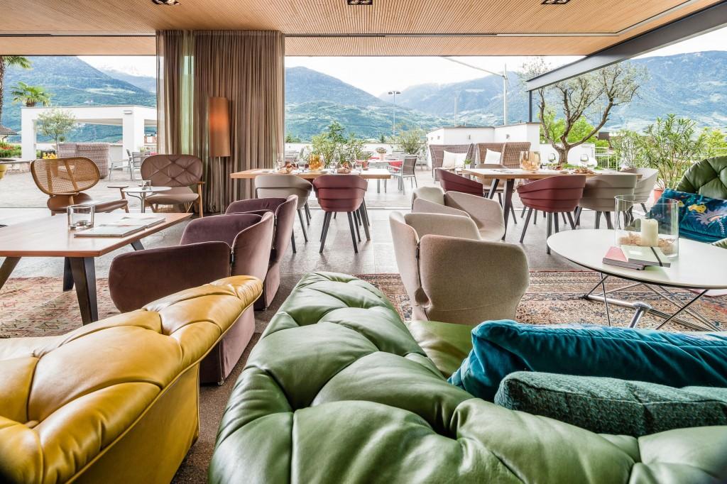 Hotel Muchele -Moroso-Bar klein
