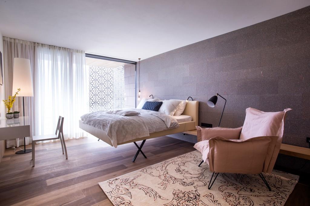 Hotel Muchele - Veranda Suite rosa