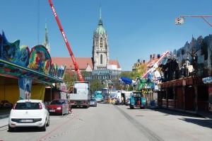 Das Frühlingsfest München 2018
